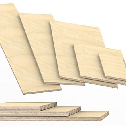 18mm Multiplex Zuschnitt Länge bis 200cm Multiplexplatten Zuschnitte Auswahl: 40x30 cm